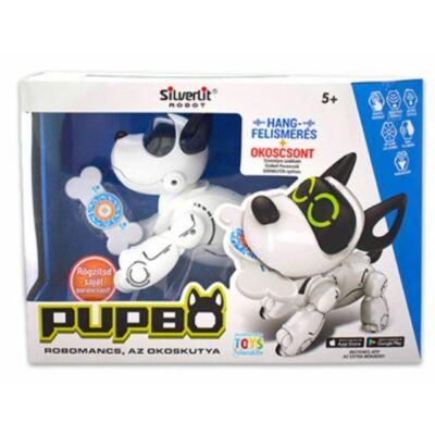 Silverlite Pupbo Robomancs