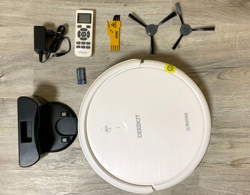 Ecovacs robotporszívó